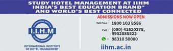 Indian Institute of Hotel Management