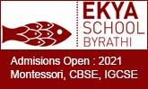 Ekya School, Byrathi